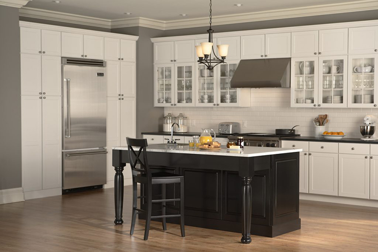 Get the look you want for your home with Mid Continent Cabinetry on sale now at Beyond Floors in Webster.